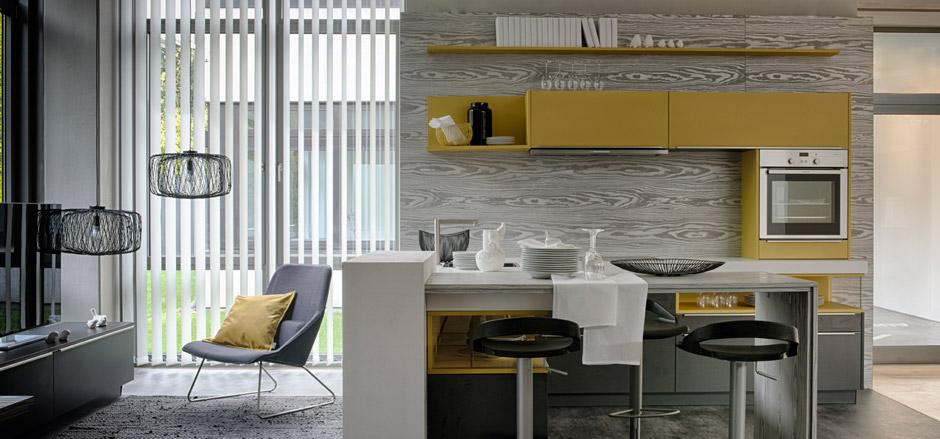 Küchenausstellung von Küchenstudio Hartmann & Möller